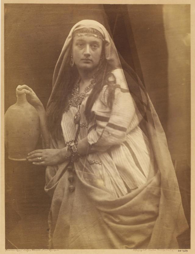 «Зулейха», 1871. Автор Джулия Маргарет Камерон
