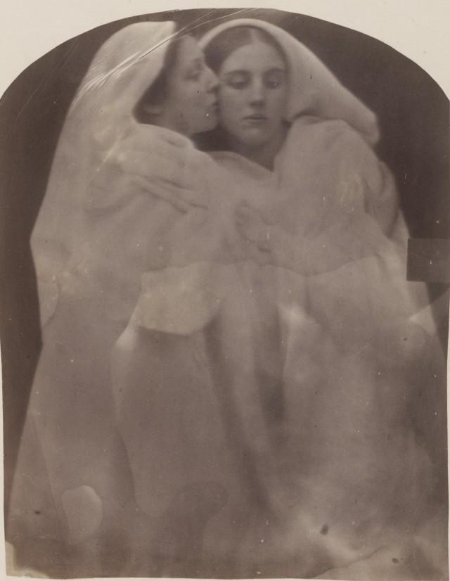 «Иоланда», 1864. Автор Джулия Маргарет Камерон