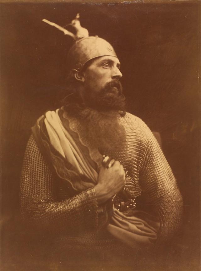 «Смерть короля Артура», 1874. Автор Джулия Маргарет Камерон