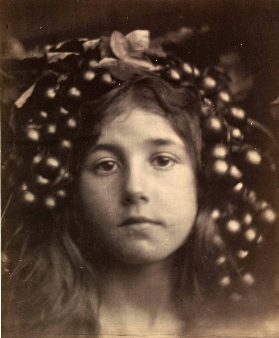 «Цирцея», 1865. Автор Джулия Маргарет Камерон