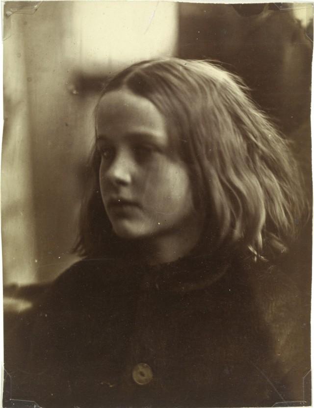 Энни, 1864. Автор Джулия Маргарет Камерон