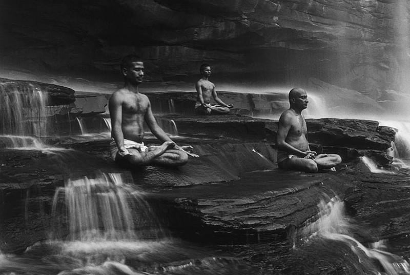 Медитация. Автор Томаш Гудзовати