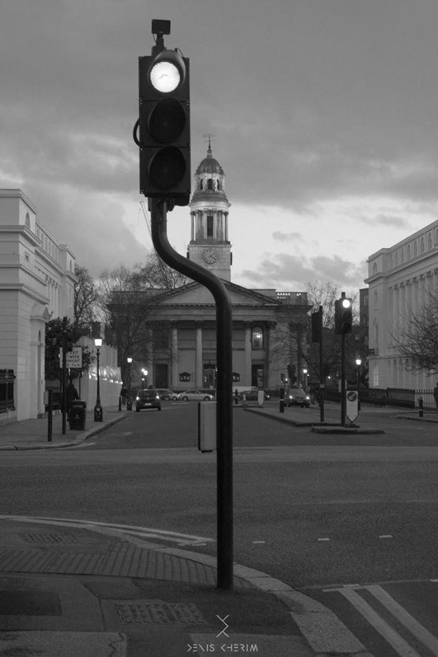 Приходская церковь Марилебон, Лондон. Автор Денис Черим
