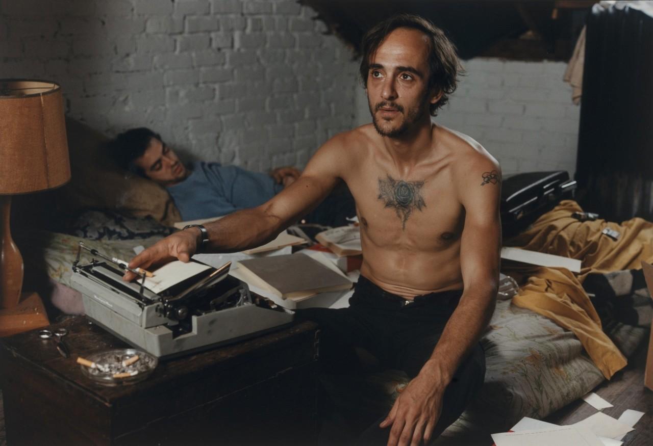 Брюс и Ронни, 1982. Автор Филип-Лорка Ди Корсия