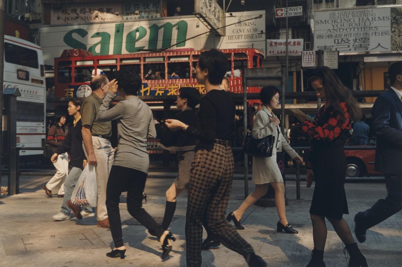 Гонконг, 1996. Автор Филип-Лорка Ди Корсия