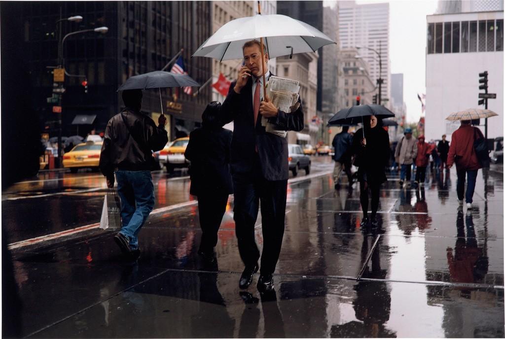 Нью-Йорк, 1998. Автор Филип-Лорка Ди Корсия