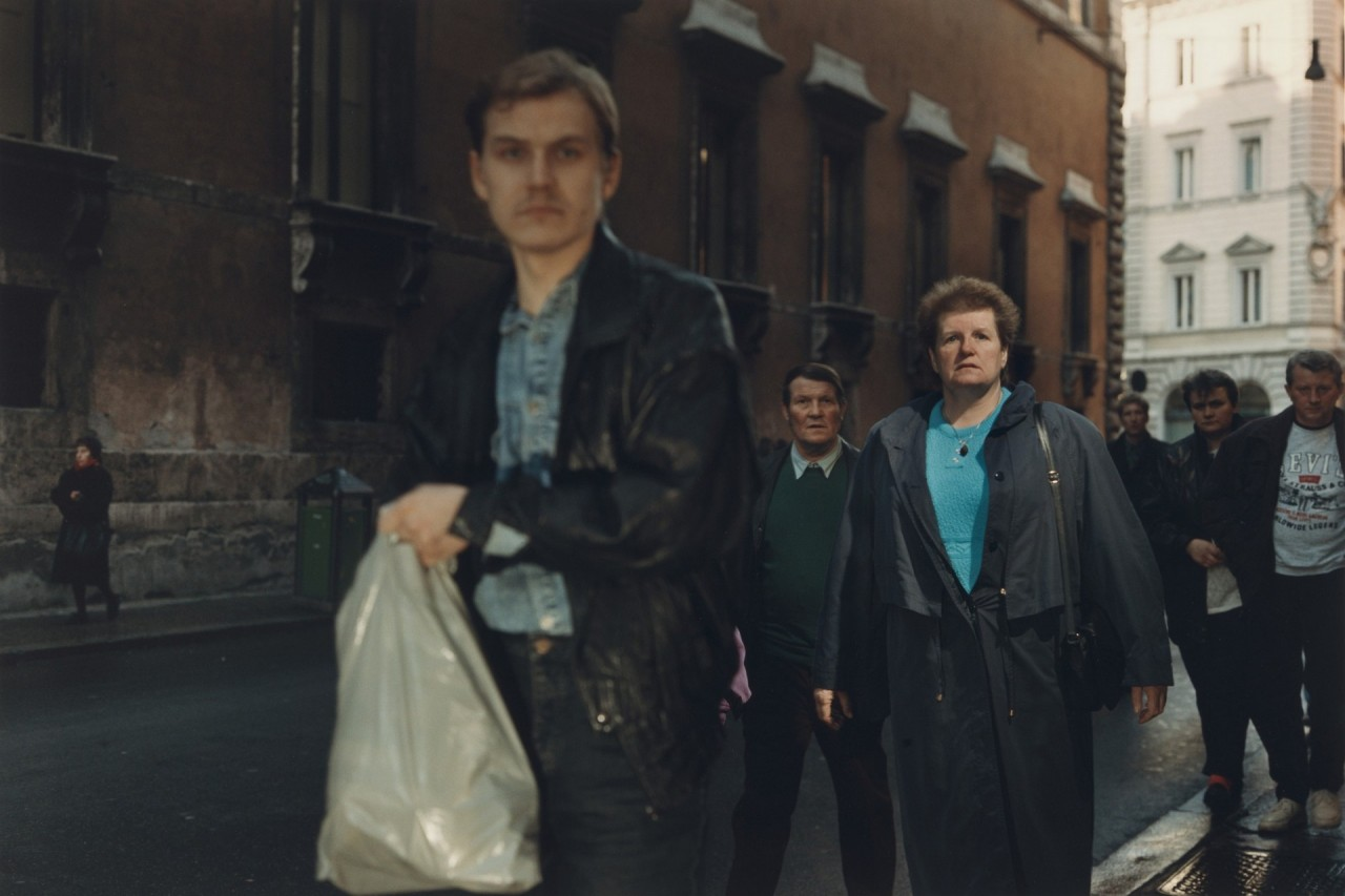 Рим, 1995. Автор Филип-Лорка Ди Корсия