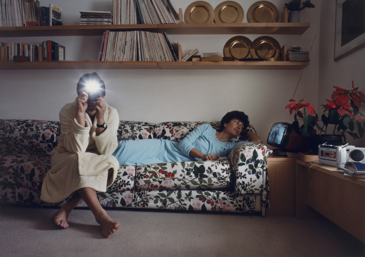 Серхио и Тотти, 1985. Автор Филип-Лорка Ди Корсия
