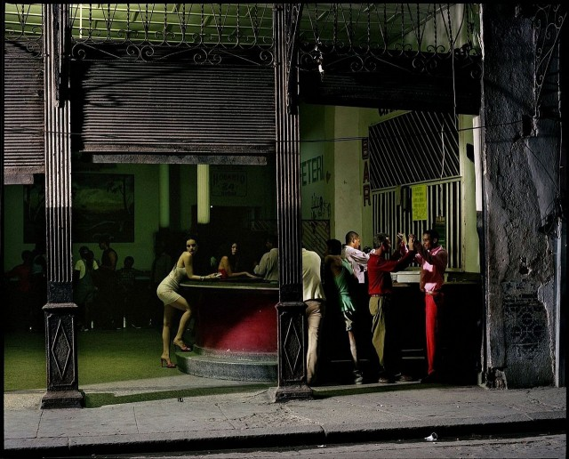 W Magazine, Куба, 2000. Автор Филип-Лорка Ди Корсия
