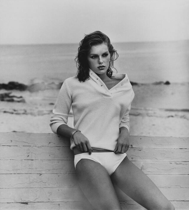 Патти Хансен, 1976. Автор Артур Элгорт