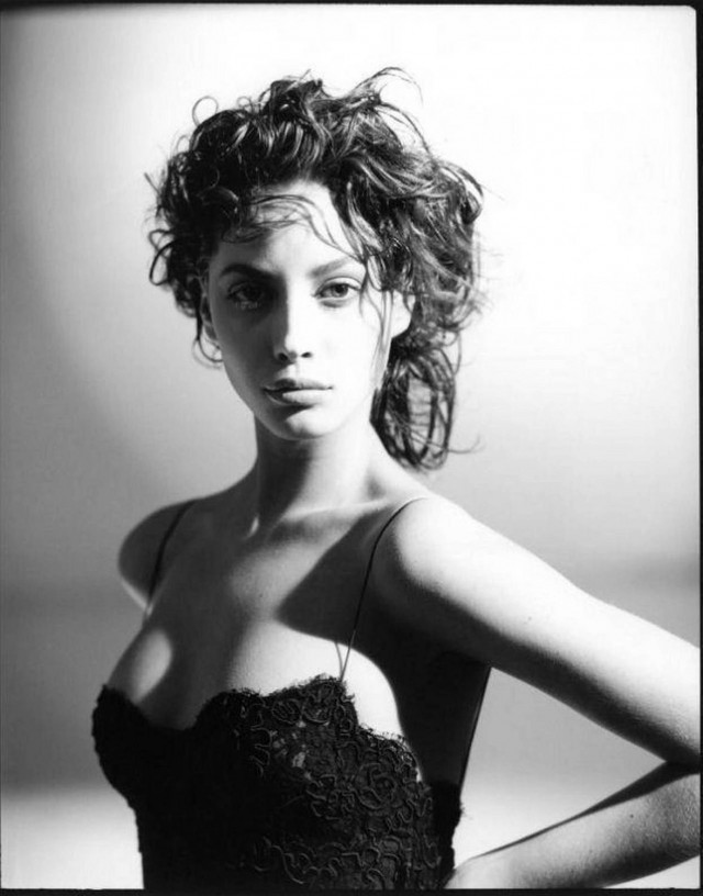 Кристи Тарлингтон, 1987. Автор Артур Элгорт