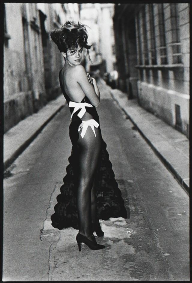 Синди Кроуфорд, Нью-Йорк, 1990. Автор Артур Элгорт