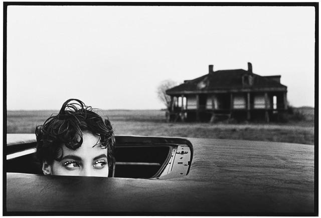 Кристи Тарлингтон в Новом Орлеане, Vogue UK, 1990. Автор Артур Элгорт