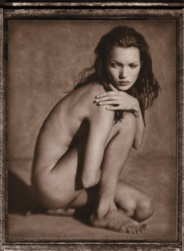 Кейт Мосс, Марракеш, 1993. Фотограф Альберт Уотсон