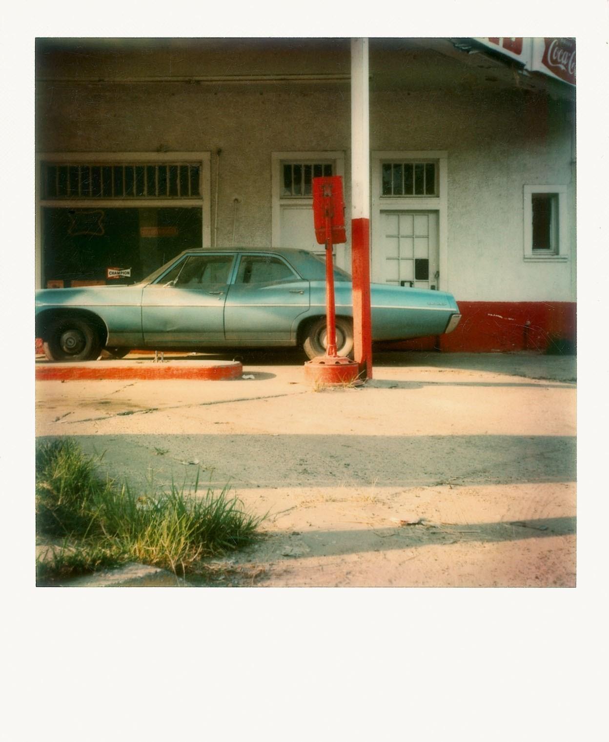 Ретро авто. Фотограф Уильям Эгглстон