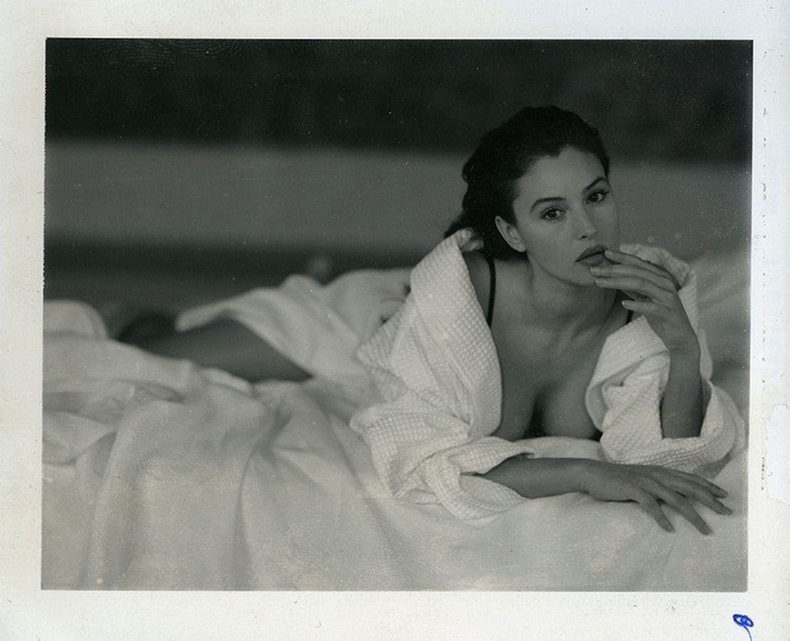 Моника Беллуччи, 2000. Фотограф Джан Паоло Барбьери