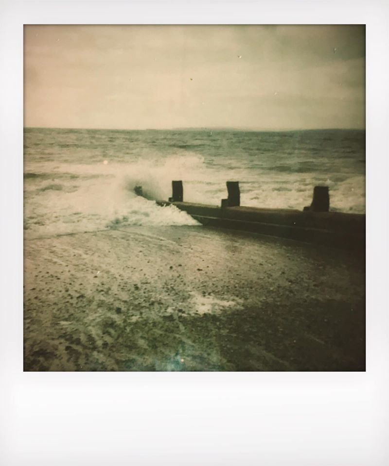 Прилив, остров Хейлинг. Фотограф Гжегож Грег Пясецкий