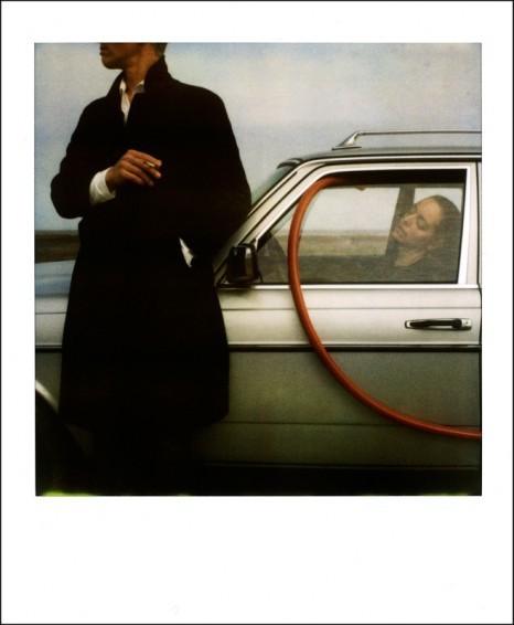 Убийца на дороге. Фотограф Фредерик Турро