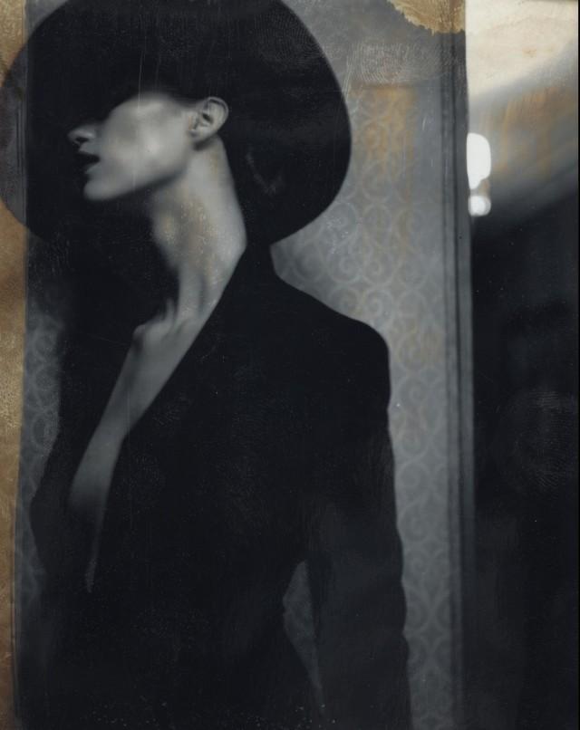 Модель в «Уолдорф-Астория», Нью-Йорк, 2006. Фотограф Диего Учител (Diego Uchitel)