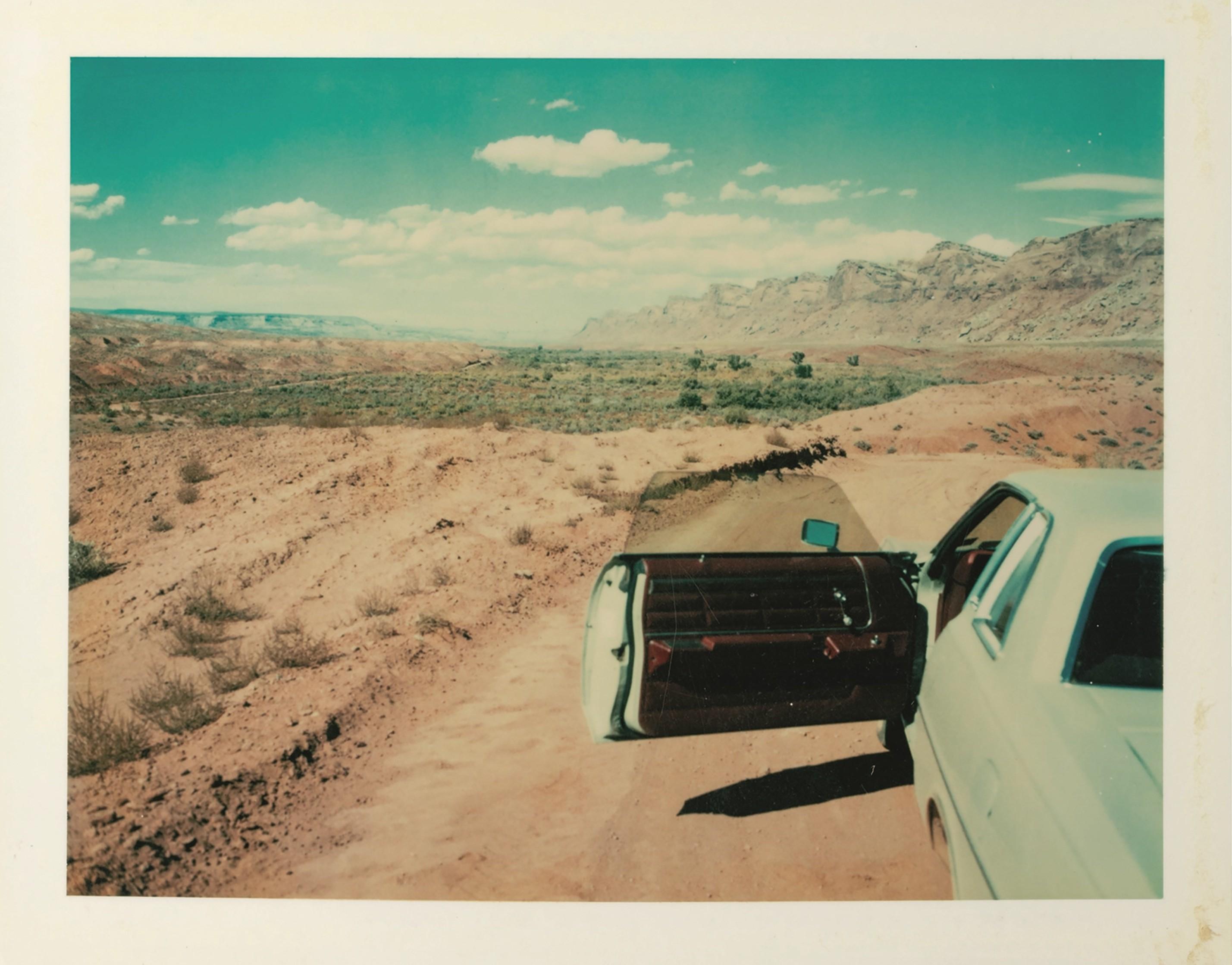 Долина богов, штат Юта, 1977. Фотограф Вим Вендерс