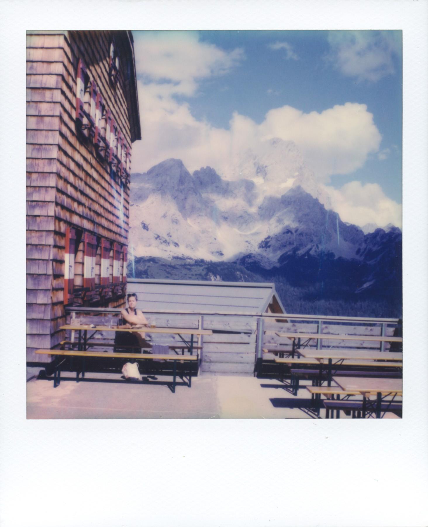 «В австрийских Альпах». Фотограф Sophort