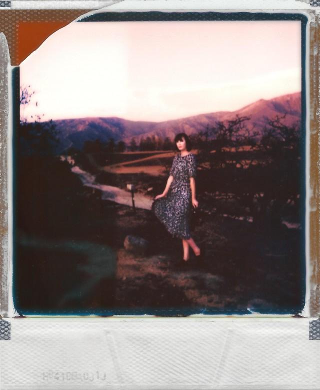 «Зара на выжженной земле». Фотограф aglassbrightly