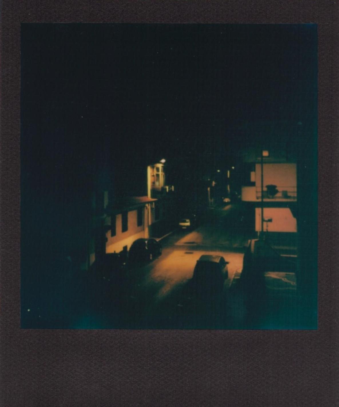 «Поздней ночью». Фотограф eggske11