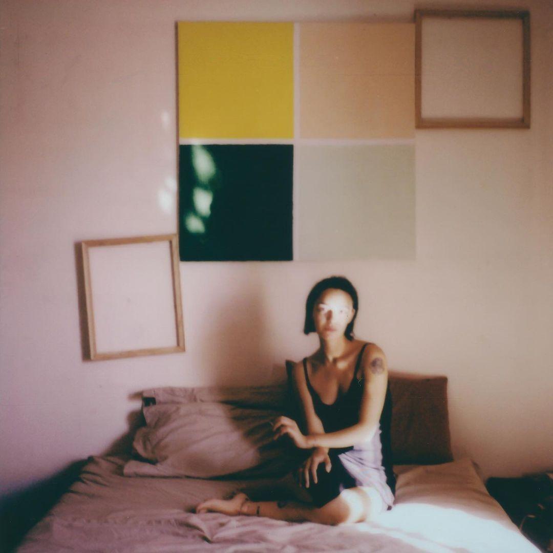«Рамки на стене». Фотограф Франческо Самбати