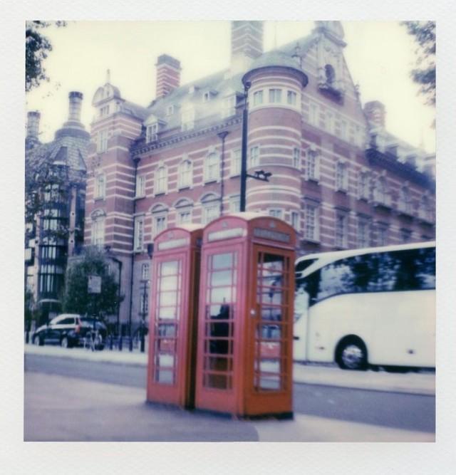 Лондон. Фотограф Ruben