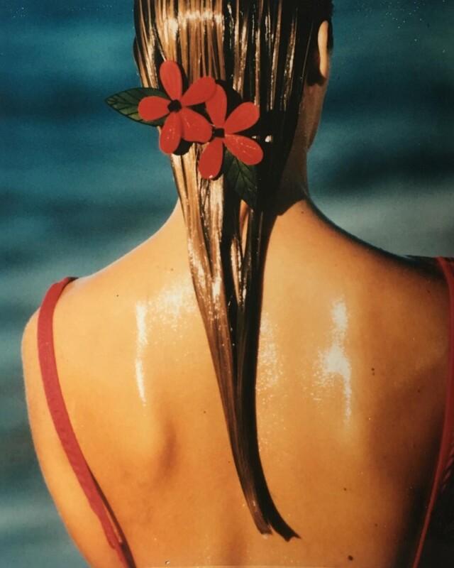 Полароид, 1990-е. Фотограф Марко Главиано