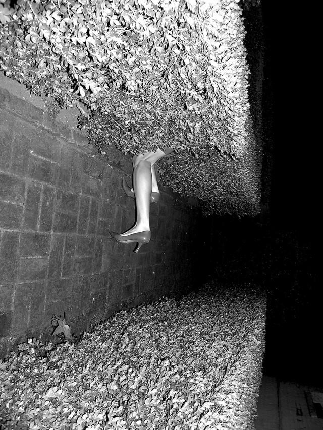 Нуар. Фотограф Виктор Кобо