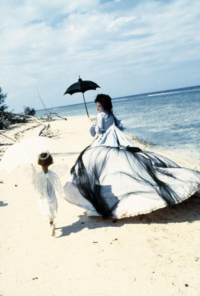 Дебби и Ребекка, Vogue, Ямайка, 1994. Фотограф Эллен фон Унверт