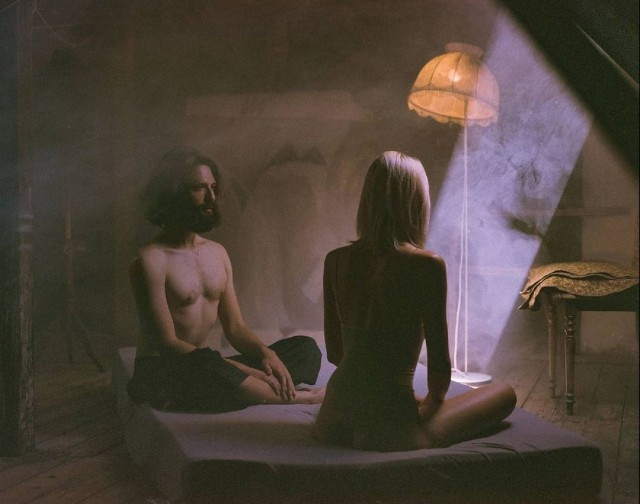 Вечерние медитации. Фотограф Матеуш Журовски