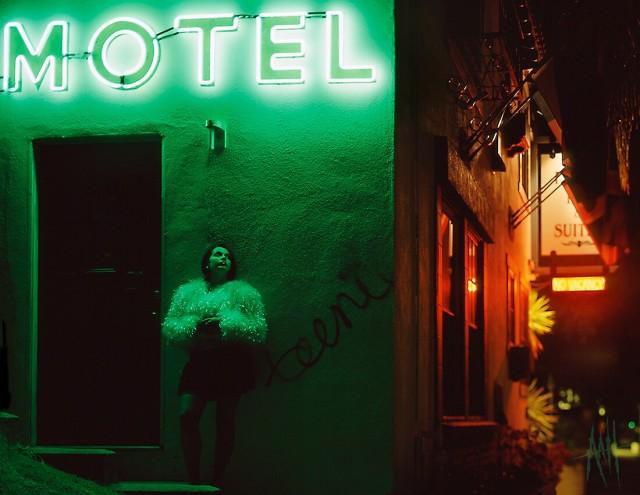 «Мотель». Фотограф Эшли Гарольд