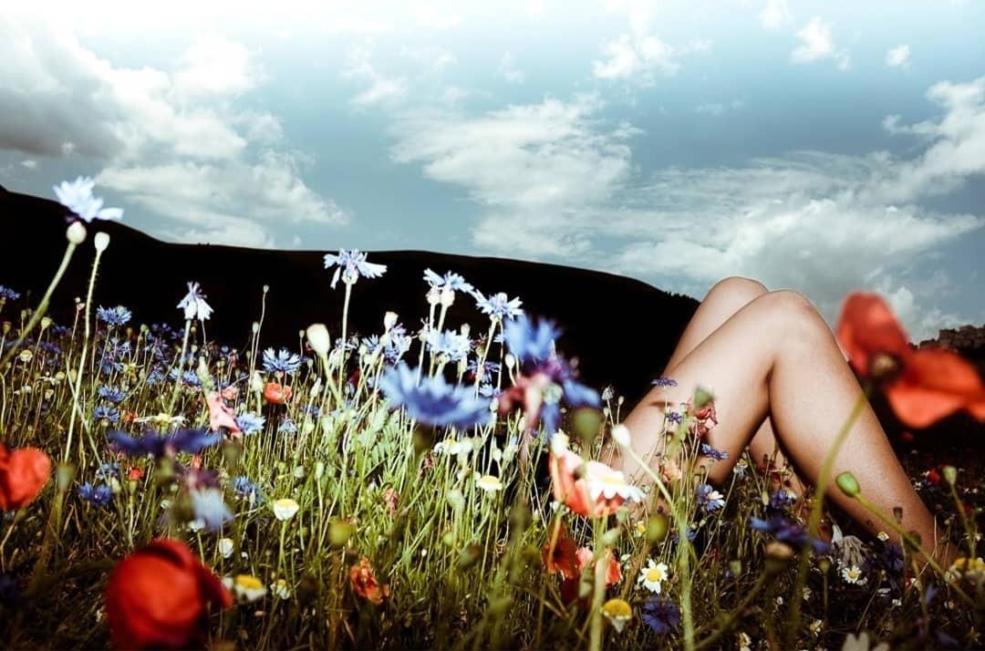 Цветение. Кастеллуччо ди Норча, Италия. Фотограф Джек Манчини