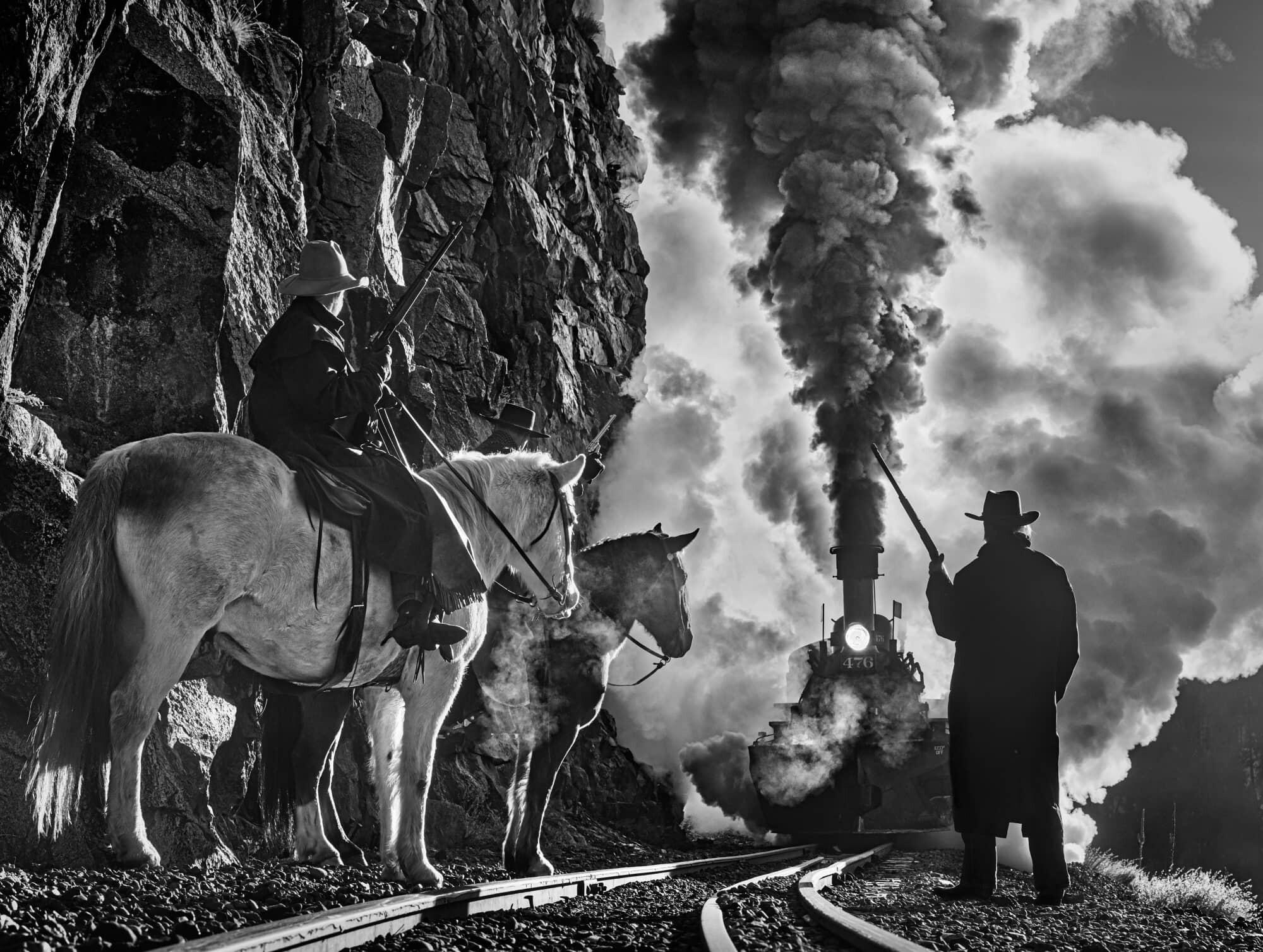 «Железный конь», 2021. Фотограф Дэвид Ярроу