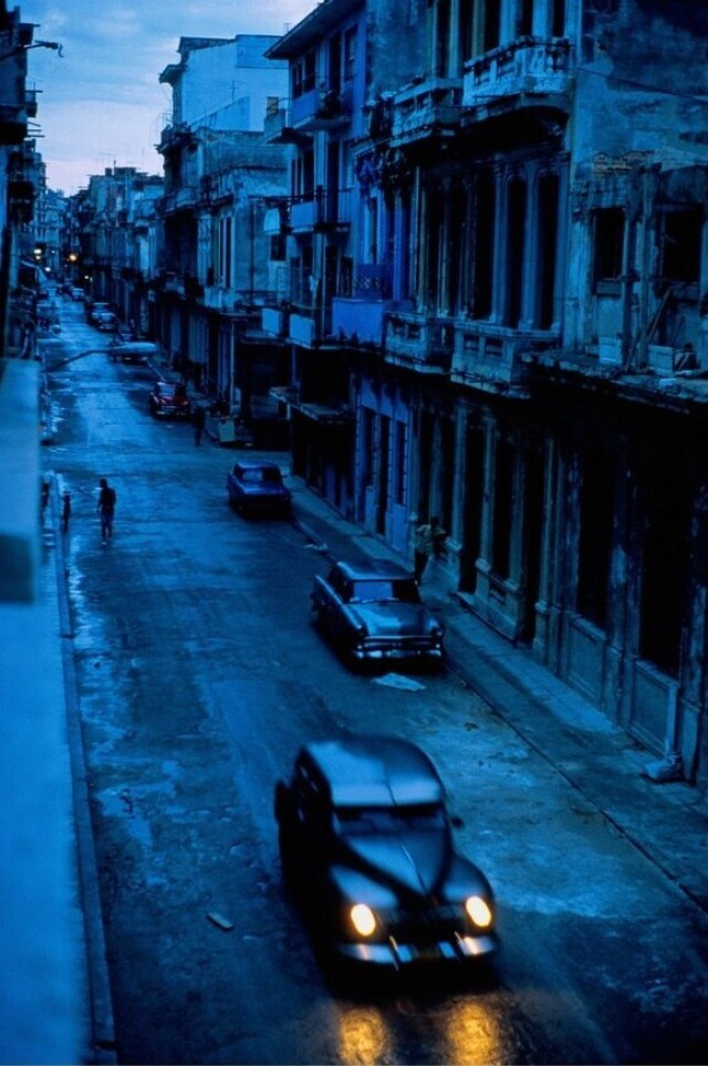Гавана, Куба, 1998. Фотограф Дэвид Алан Харви