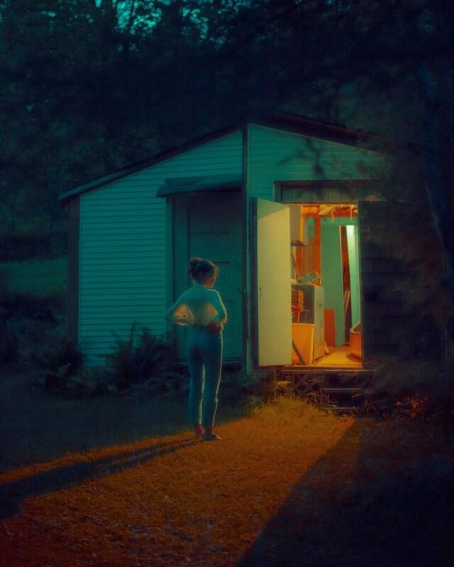 «Закрыть дверь в прошлое». Фотограф Карел Хладек