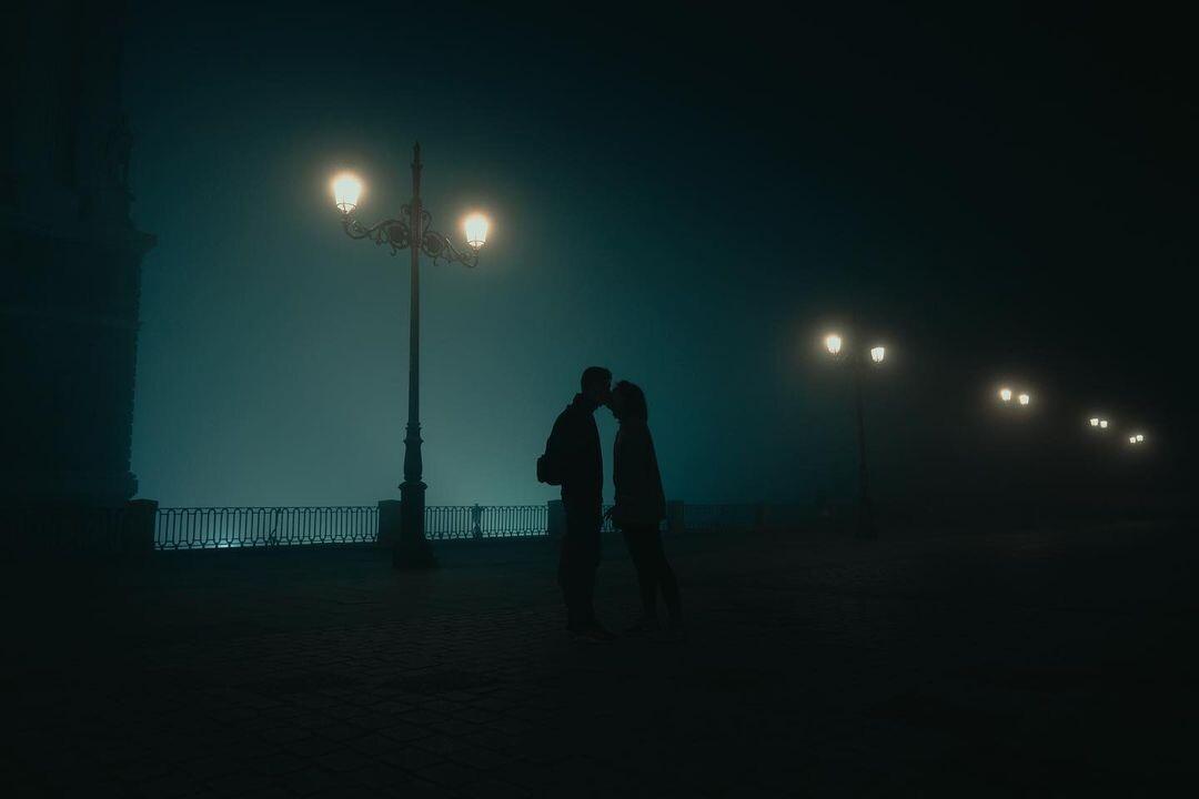 Love story. Фотограф adrián
