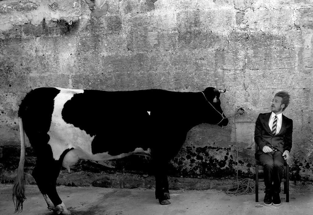 «Соблюдайте дистанцию». Фотограф Пьеро Марсили Либелли