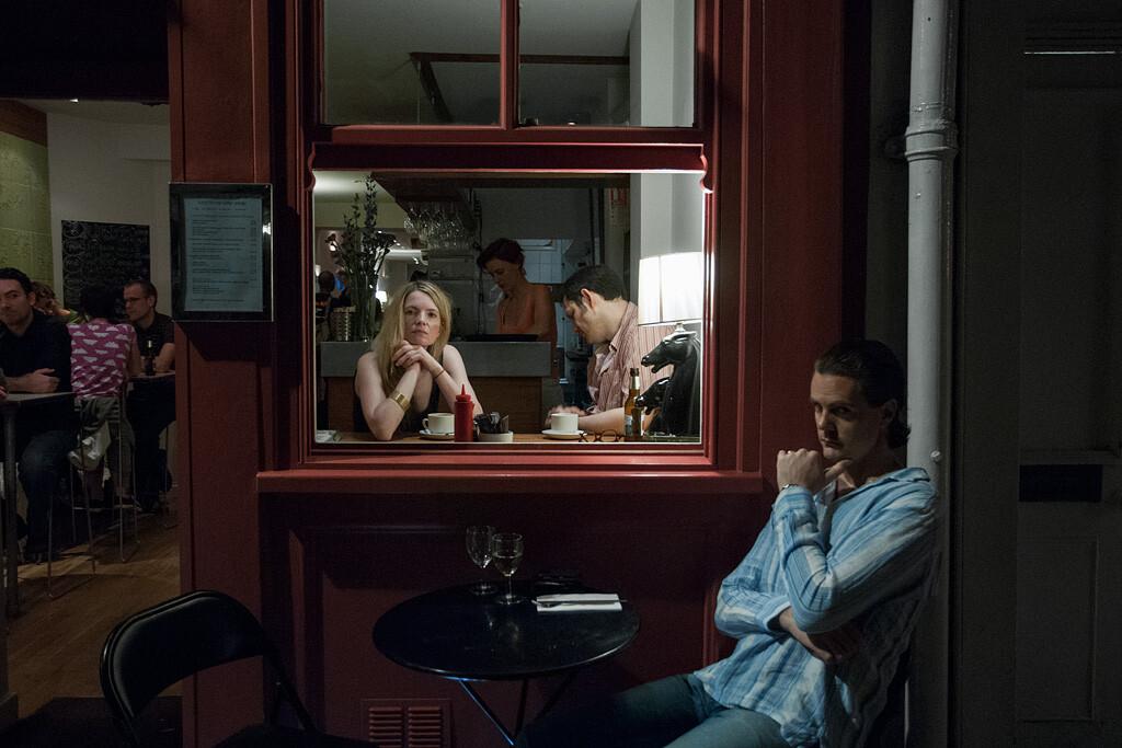Лексингтон-стрит, 2008. Фотограф Дэвид Соломонс