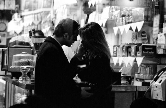 Конец романа, 1998. Фотограф Ричард Данкли