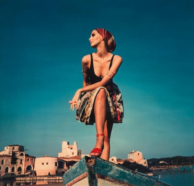Сардиния, 1969. Фотограф Ормонд Джильи