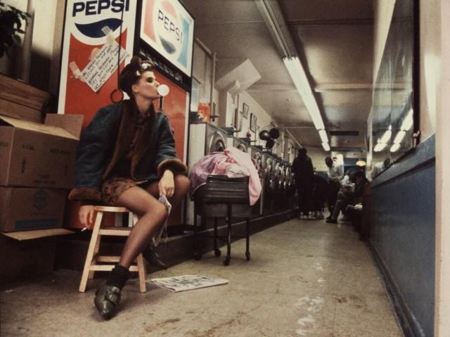 Прачечная, ок. 1980. Фотограф Роберт Фарбер