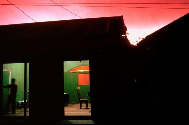 Пуэрто-Кабесас, Никарагуа, 1992. Фотограф Алекс Уэбб