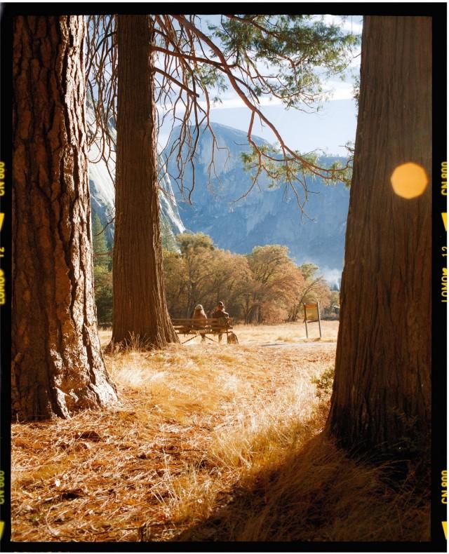 Йосемити. Фотограф Тейлор Аарон Девис