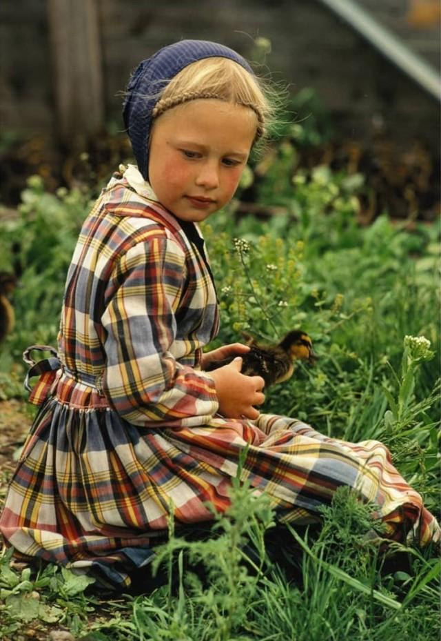 Сьюзен Хофер, Монтана, 1969. Фотограф Уильям Альберт Аллард