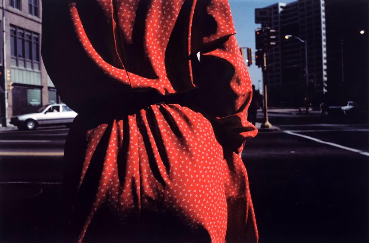 Атланта, 1984. Фотограф Гарри Каллахан