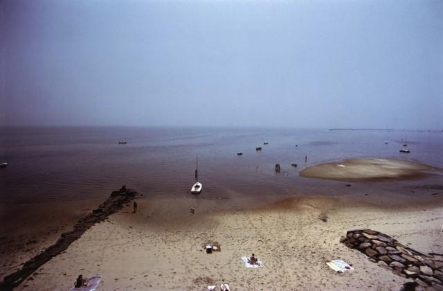Кейп-Код, 1972. Фотограф Гарри Каллахан
