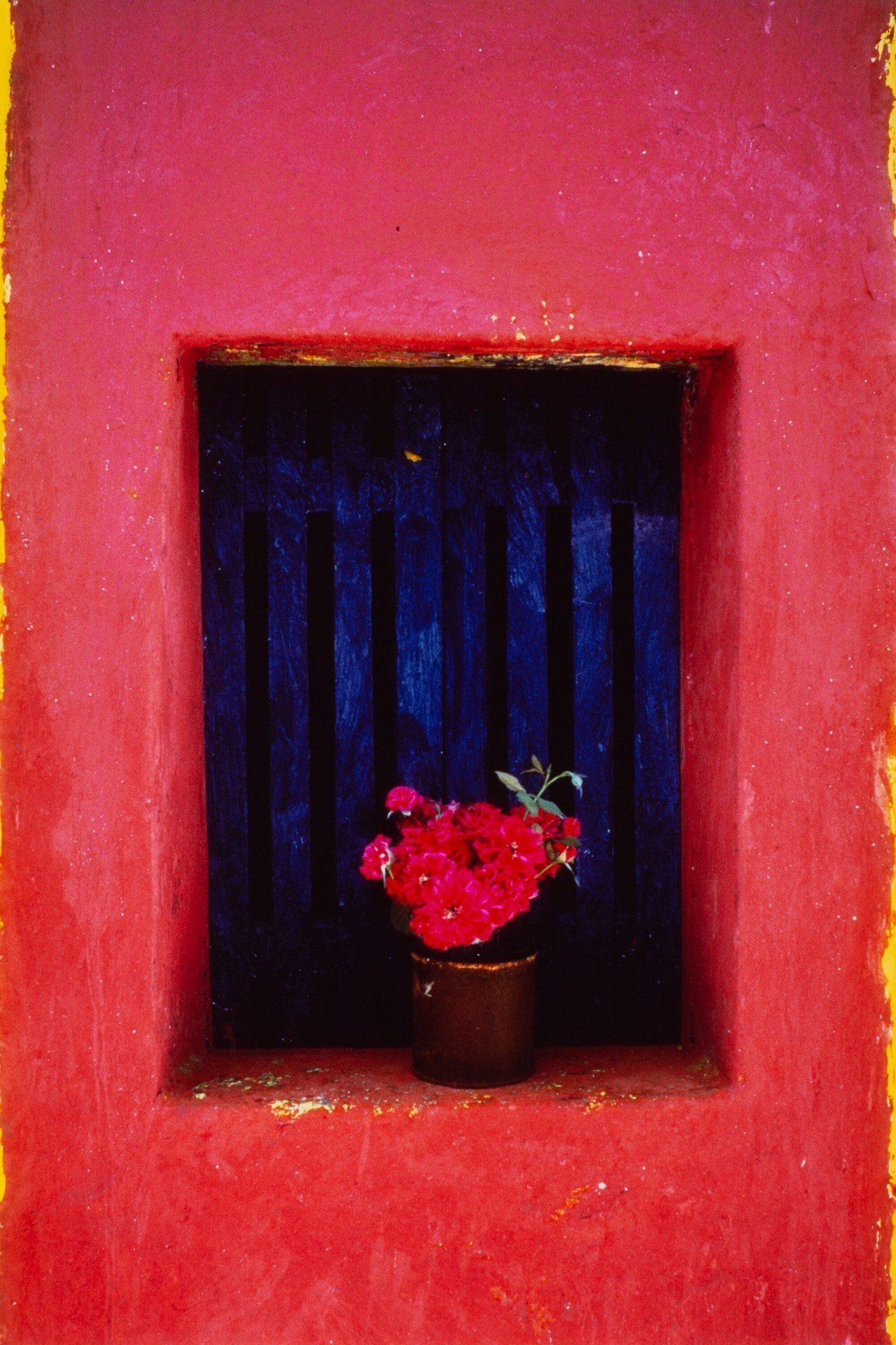 «Врата души». Кампече, Мексика, 1994. Фотограф Джеффри Беком